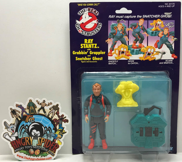TAS041165 - 1986 Kenner The Real Ghostbusters - Ray Stantz