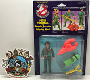 TAS041168 - 1986 Kenner The Real Ghostbusters - Peter Venkman