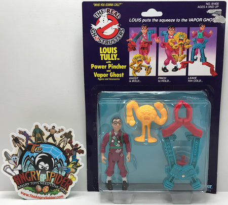 TAS041169 - 1986 Kenner The Real Ghostbusters - Louis Tully
