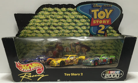 TAS037500 - 1999 Mattel Hot Wheels Disney Toy Story 2 Die-Cast Set