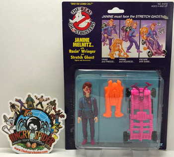 TAS041171 - 1986 Kenner The Real Ghostbusters - Janine Melnitz