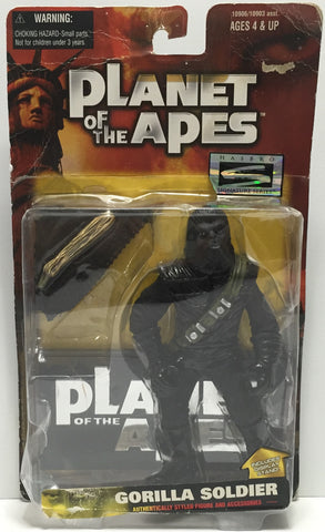TAS037507 - 1999 Hasbro Planet Of The Apes - Gorilla Soldier