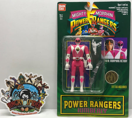 TAS041190 - 1994 Bandai Mighty Morphin Power Rangers Auto Morphin Kimberly