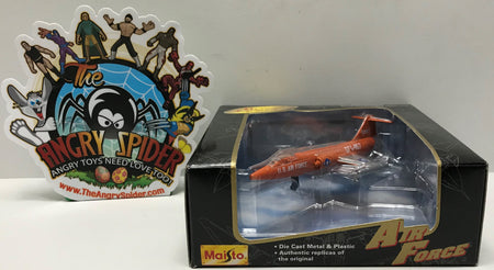 TAS041302 - 1997 Maisto Special Edition Die-Cast Air Force OFG-957 Plane