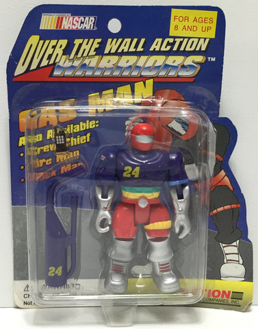 TAS037439 - 1996 Action Nascar Over The Wall Warriors - #24 Gas Man