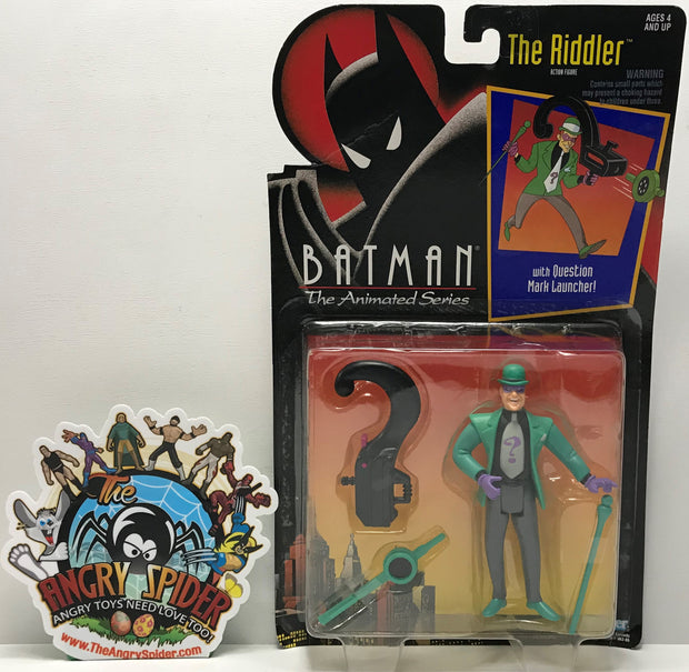TAS041013 - 1992 Kenner DC Batman The Animated Series - The Riddler