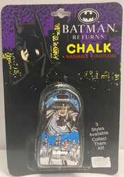 TAS038676 - 1991 Noteworthy DC Batman Returns Chalk Penguin