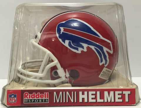 TAS037484 - Riddel Sports NFL Mini Helmet - Buffalo Bills