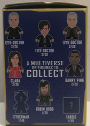 TAS038686 - 2009 BBC Doctor Who Rebel Time Lord Vinyl Figure