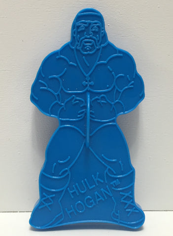 TAS037495 - 1992 Wilton WWE Cookie Cutter - Hulk Hogan Titansports
