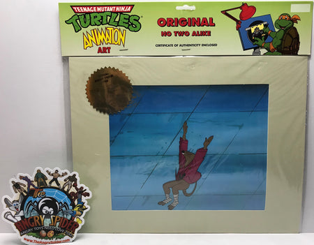 TAS041045 - 1991 Mirage Teenage Mutant Ninja Turtles Animation Art - Splinter