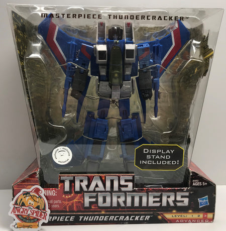 TAS038692 - 2012 Hasbro Transformers Masterpiece Thundercracker