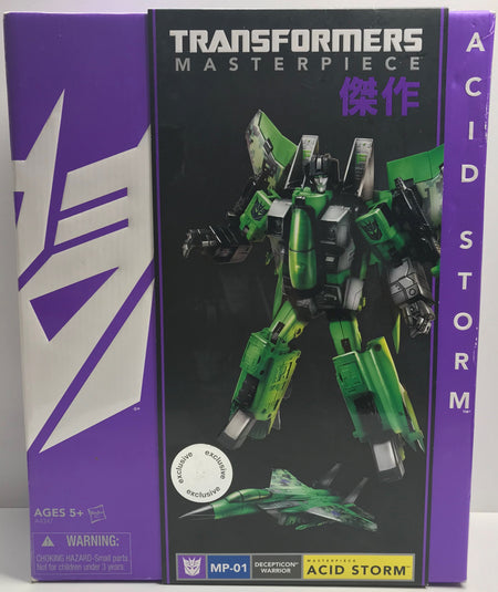 TAS038793 - 2013 Hasbro Transformers Masterpiece MP-01 Acid Storm