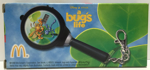 (TAS037293) - 1998 McDonalds Disney Pixar A Bug's Life Clip Watch