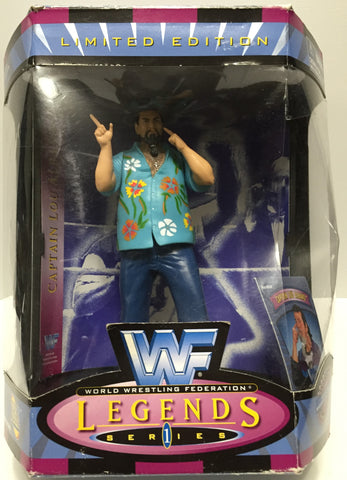 (TAS037299) - 1997 Jakks WWE WWF Legends - Captain Lou Albano