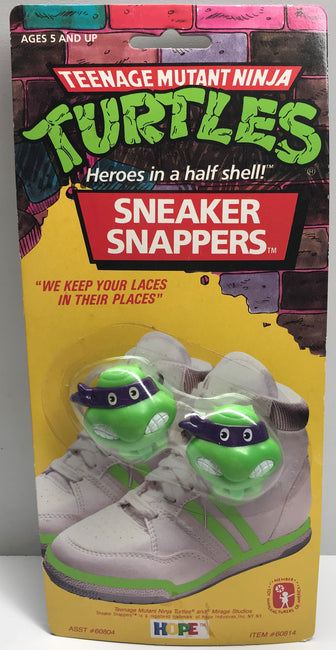 TAS038809 - Teenage Mutant Ninja Turtles Sneaker Snappers