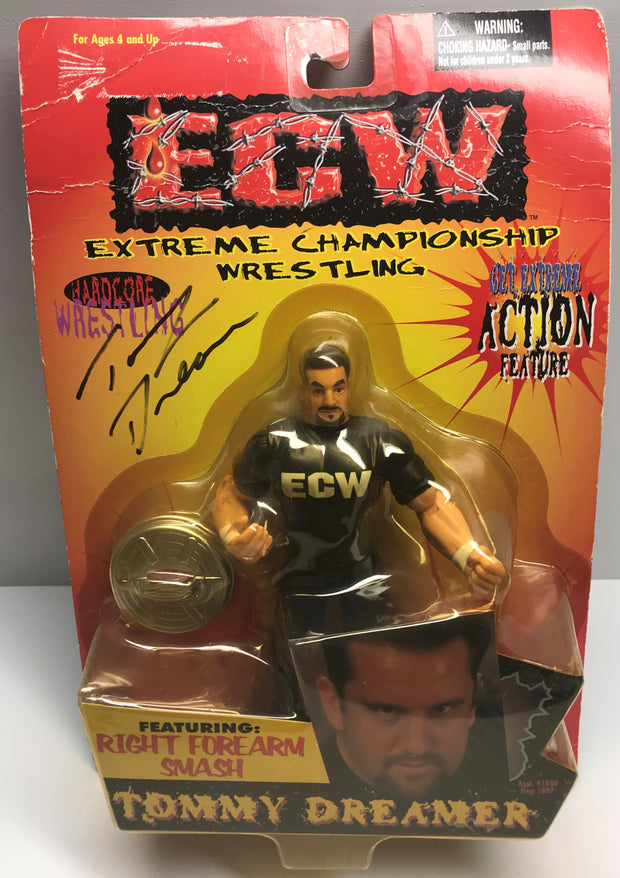 Tas038865 1999 Osft Wwe Ecw Wrestling Action Figure Tommy