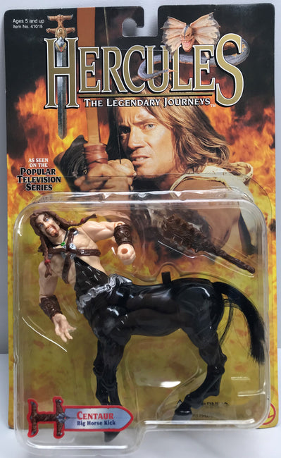 TAS038912 - 1996 Toy Biz Hercules Action Figure - Centaur