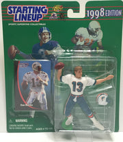 TAS022002 - 1998 Kenner Starting Lineup Figure NFL - Dan Marino