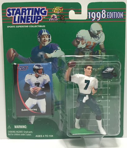 TAS022006 - 1998 Kenner Starting Lineup Figure NFL - Bobby Hoying