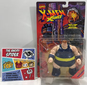 TAS041332 - 1995 Toy Biz Marvel X-Men X-Force Action Figure - The Blob