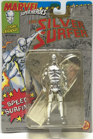 TAS037672 - Toy Biz Marvel Super Heroes The Silver Surfer Speed Surfing