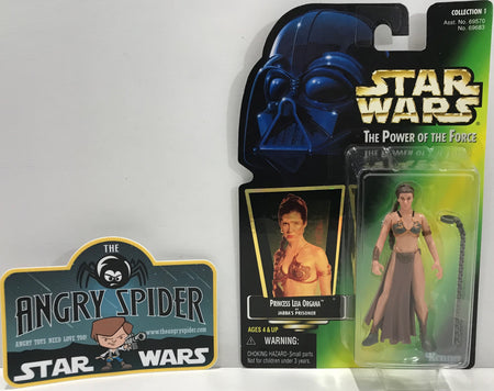 TAS041097 - 1997 Kenner Star Wars The Power Of The Force - Princess Leia Organa
