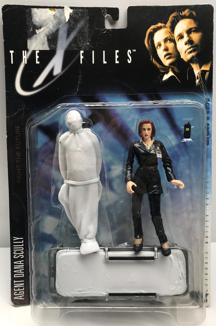 TAS039024 - 1998 McFarlane Toys The X Files - Agent Dana Scully Figure