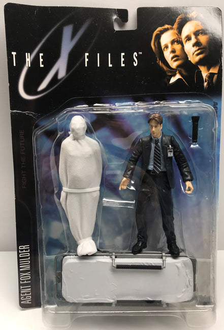 TAS039025 - 1998 McFarlane Toys The X Files - Agent Fox Mulder Figure