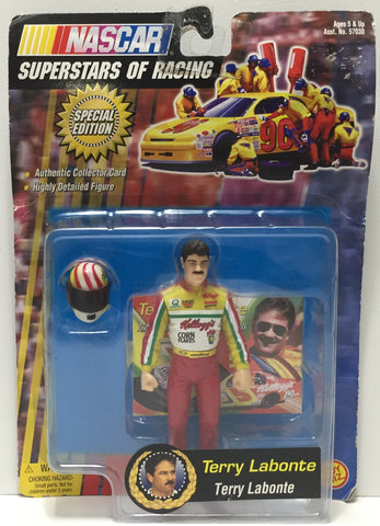 (TAS010828) - 1998 Toy Biz Nascar Superstars of Racing - Terry Labonte