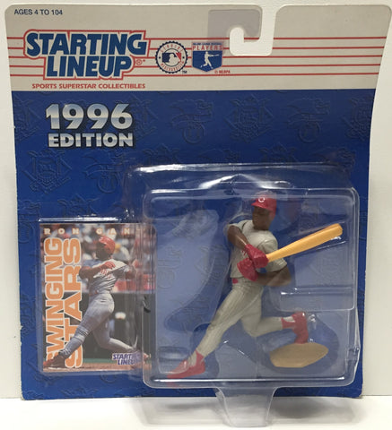 (TAS010835) - 1996 Hasbro Starting Lineup - Ron Gant