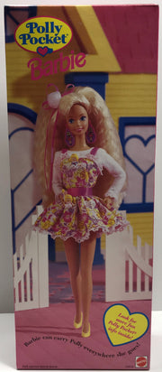 TAS038103 - 1994 Mattel Hills Special Edition Polly Pocket Barbie