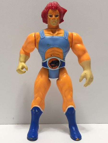 (TAS010808) - Vintage The Thundercats Action Figure - Lion-O