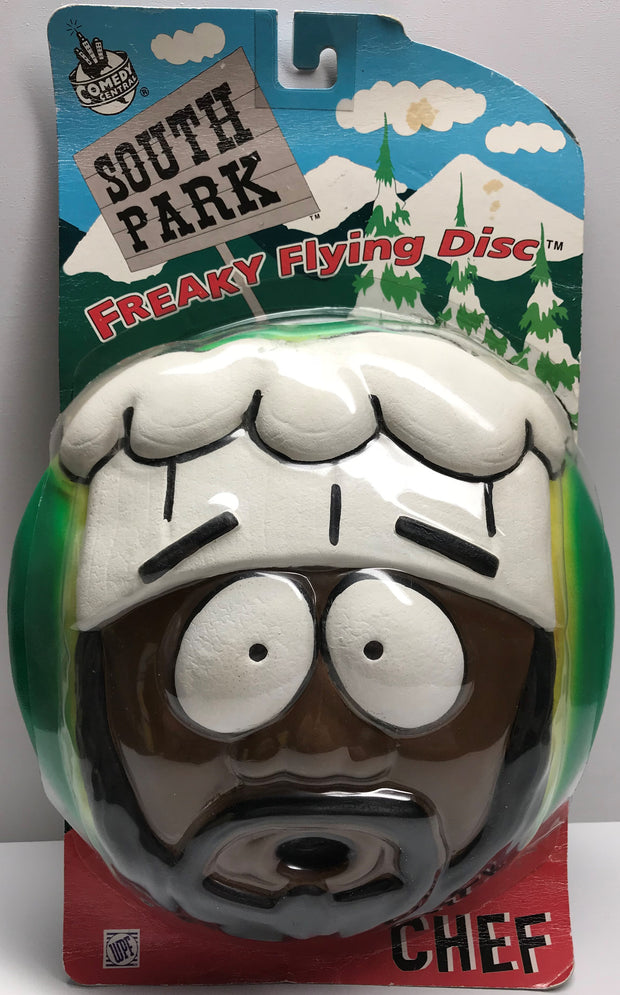 TAS038146 - 1998 Freaky Flying Disc South Park - Chef