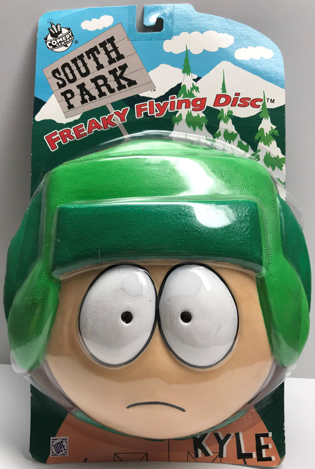 TAS038147 - 1998 Freaky Flying Disc South Park - Kyle