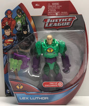 TAS039048 - 2013 Mattel Justice League Superman - Lex Luthor Figure