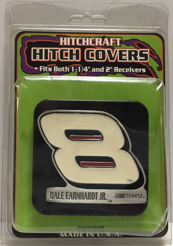 TAS037616 - Nascar Hitchcraft Hitch Covers Dale Earnhardt Jr. #8