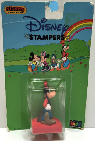 TAS037621 - Stampos Rubber Stamps Disney Stampers Goofy