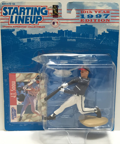 TAS037635 - 1997 Kenner Starting Lineup MLB J.T. Snow