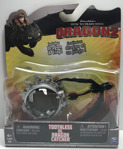 TAS039349 - 2014 Spin Master How To Train Your Dragon 2 Toothless Vs. Catcher