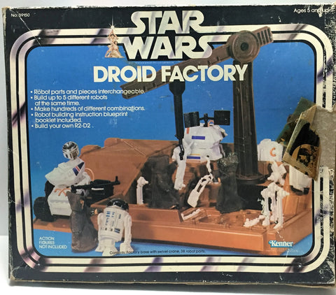 TAS017036 - 1979 Kenner Star Wars Droid Factory