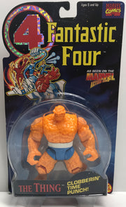 TAS038288 - 1994 Toy Biz Marvel Fantastic Four Action Figure - The Thing