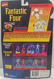 TAS038294 - 1996 Toy Biz Marvel Fantastic Four Action Figure - The Thing
