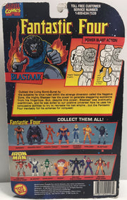 TAS038306 - 1995 Toy Biz Marvel Fantastic Four Action Figure - Blastaar