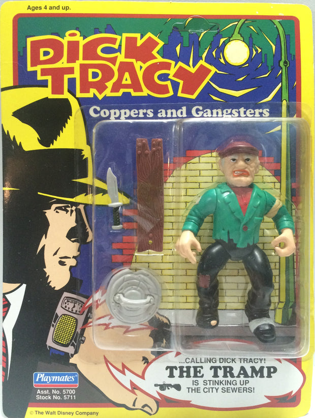 Dick Tracy Figurine The Tramp Playmates