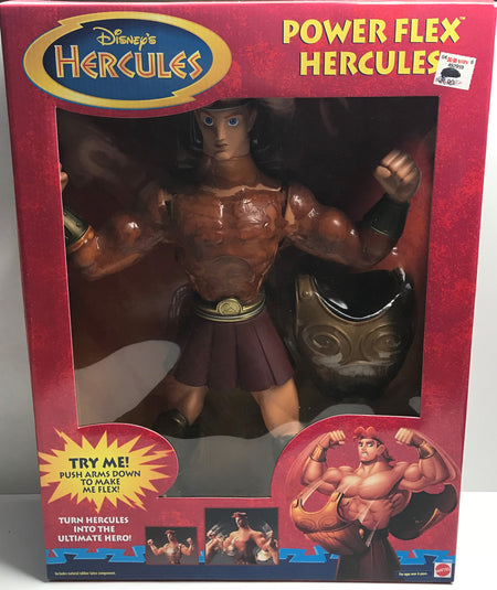 TAS038433 - 1997 Mattel Disney's Power Flex Hercules