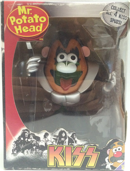 (TAS030546) - 2009 Hasbro Rock Band Kiss Mr. Patato Head Toy Figure, , Action Figure, Hasbro, The Angry Spider Vintage Toys & Collectibles Store  - 1