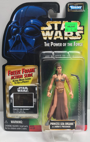 TAS038443 - 1997 Kenner Star Wars The Power Of The Force Princess Leia Organa