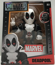 TAS038449 - 2017 Jada Toys Die-Cast Metals Marvel Deadpool M54 Figure