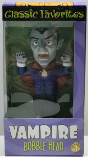 TAS038455 - Vintage Classic Favorites Halloween Vampire Bobble Head